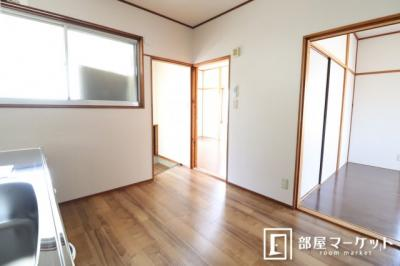 【居間・リビング】三陽荘