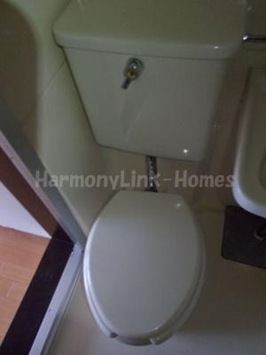 ライフピア野方のコンパクトで使いやすいトイレです(2F同号室参考写真)