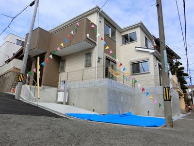 【同社施工例写真】 シンプルで落ち着きのある建物は住むかたの個性でオリジナルなものになっていきます♪