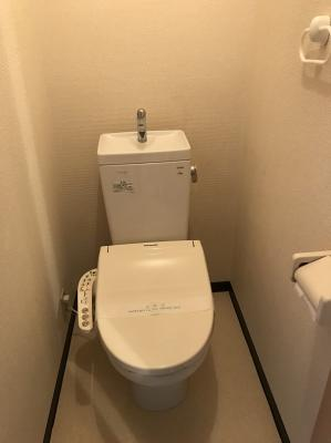 【トイレ】シティホームズ桜木町