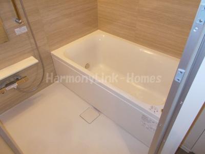 ROYGENT SUGAMO WESTの日々の暮らしに欠かせないお風呂です