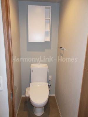 ROYGENT SUGAMO WESTのコンパクトで使いやすいトイレです