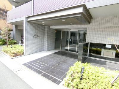 【エントランス】アーデル錦糸町アルプレッソ