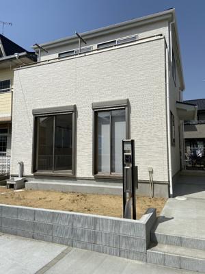 【外観】新築一戸建 GRAFAREけやき台2期3号棟 南守谷駅13分