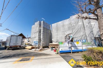 【外観】立川市一番町1丁目 新築一戸建 全12棟 3号棟