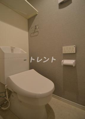 【トイレ】ミハス西新宿