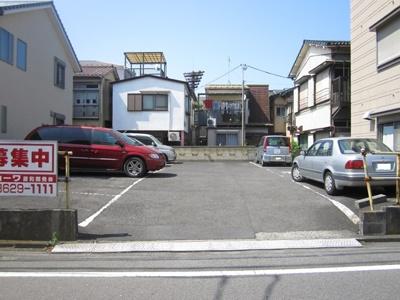 【外観】金子駐車場