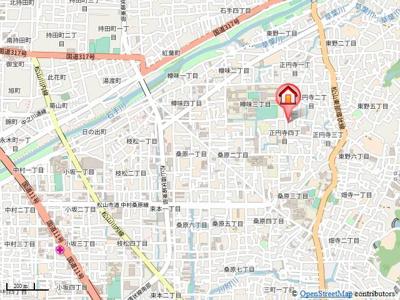 【地図】Happiness S・