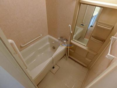 【浴室】ベルウッド加島III