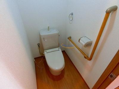 【トイレ】ベルウッド加島III