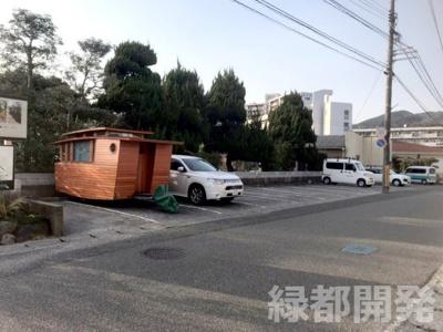 【外観】松村第1駐車場