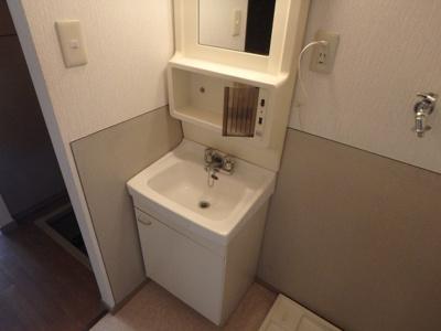 【独立洗面台】サンビレッジラポール