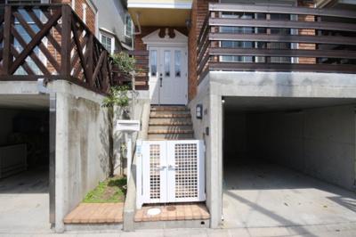 【エントランス】篠原本町3丁目 貸家