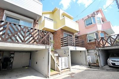 【外観】篠原本町3丁目 貸家