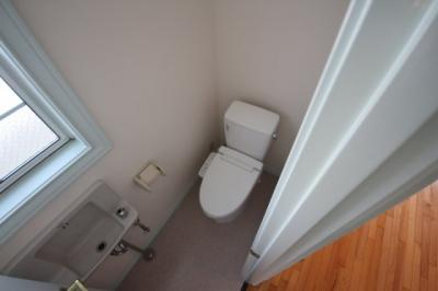 【トイレ】篠原本町3丁目 貸家
