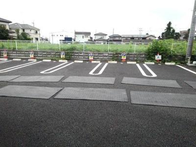【駐車場】ジェンティーレ