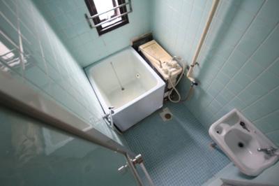 【浴室】川崎マンション