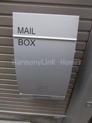 F-garage野方のメールボックス(郵便受け)☆