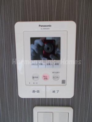 F-garage野方のTV付インターホン☆