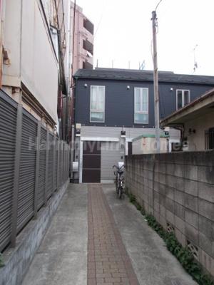 F-garage野方のエントランス☆