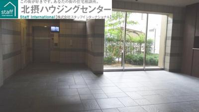 【エントランス】ゾフィー江坂