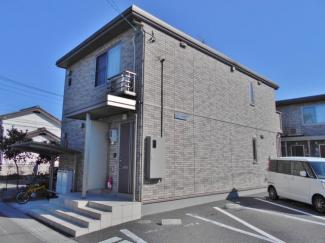 【外観】54658 岐阜市鷺山東アパート