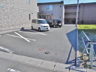 【駐車場】54658 岐阜市鷺山東アパート