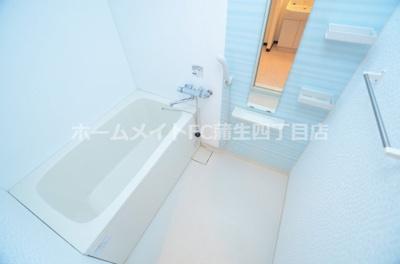 【浴室】CITY SPIRE鶴見
