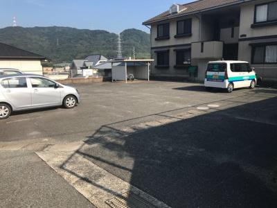 【駐車場】ジュビロやすなり