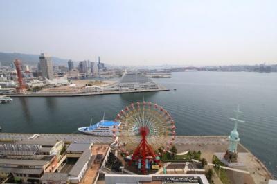 【展望】ザ・パークハウス神戸ハーバーランドタワー