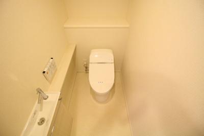 【トイレ】ザ・パークハウス神戸ハーバーランドタワー