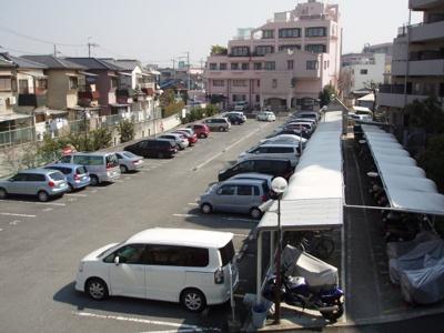 【駐車場】メロディーハイム吹田青葉丘