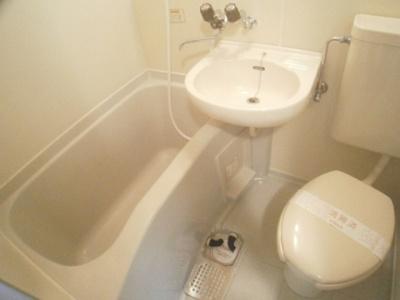 【浴室】ロイヤルメゾン王子公園