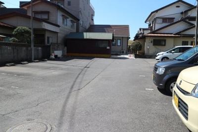 【外観】海老原駐車場