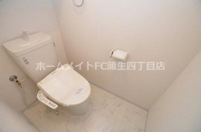 【トイレ】レジョンドール鶴見緑地