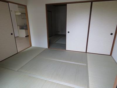 【和室】カーサ南茨木Ⅱ
