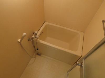 【浴室】カーサ南茨木Ⅱ