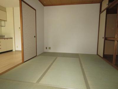 【寝室】カーサ南茨木Ⅱ