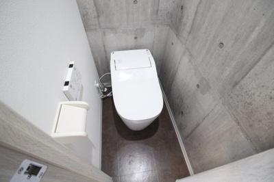 【トイレ】トーカン六甲キャステール