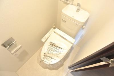【トイレ】ザ・パークハビオ堂島