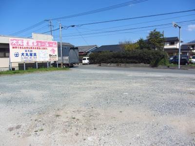 【外観】筑後市庄島貸地