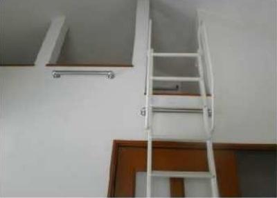 ライフピアフォンテーヌのロフト(寝室としてご利用できます)☆