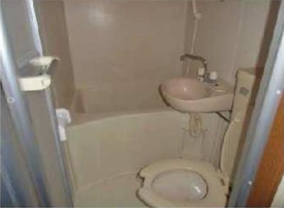 ライフピアフォンテーヌのトイレもきれいです