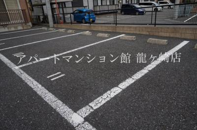 【駐車場】メゾン・ド・ボナールⅡ