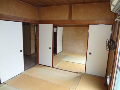 【寝室】村木荘
