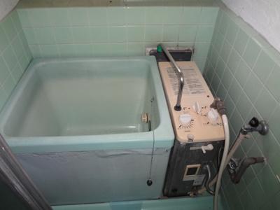 【浴室】村木荘