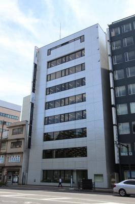 【外観】パークフロント青い森ビル