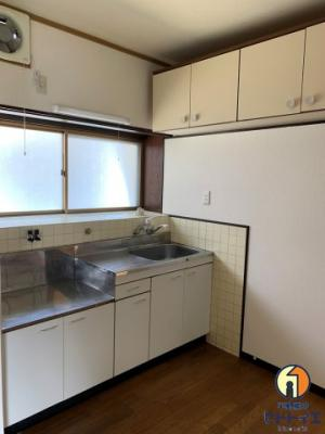 【キッチン】藤原荘
