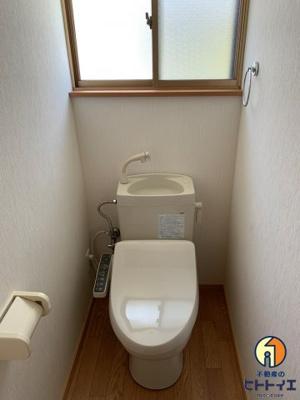 【トイレ】藤原荘