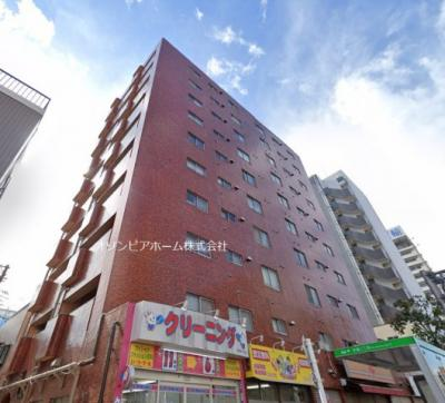 【外観】セブンスターマンション木場 4階 角 部屋 リ ノベーション